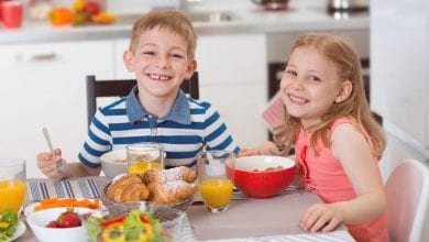 Photo of وجبات فطور مثالية ولذيذة للأطفال بخمس أفكار