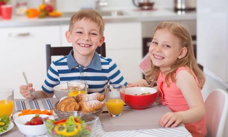 وجبات فطور مثالية ولذيذة للأطفال بخمس أفكار