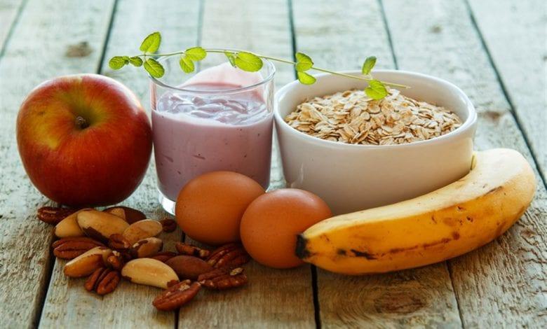 اطعمة لزيادة الطاقةطول النهار والتخلص من الشعور بالتعب