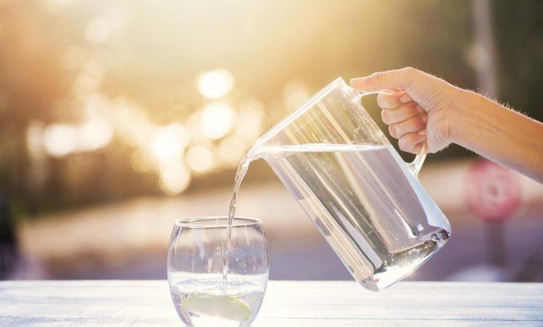 فوائد الماء للمراة لصحتها و جمالها و رشاقتها