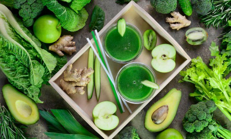 علاج الرائحة الكريهة للمنطقة الحساسة بالغذاء
