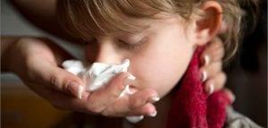 علاج نزيف الانف بالفازلين للصغار والكبار