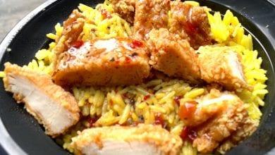 Photo of طريقة عمل أرز ريزو كنتاكي وخلطة الصوص السرية