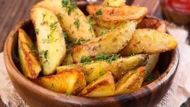 Photo of بطاطس روستو بالجبنة البارميزان