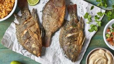Photo of سمك بلطي بصوص الشطة لمحبى الأكل الحار