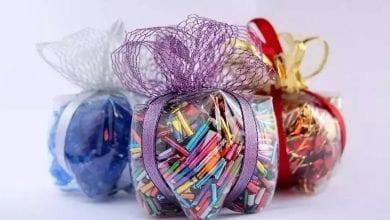 Photo of علبة من زجاجة الكوكاكولا لتقديم الهدايا والحلوي