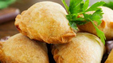 Photo of فطائر مقلية بالدجاج والكزبرة